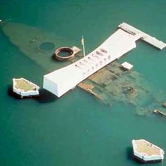 USS Arizona Memorial- Things To Do In Oahu... So amazing and moving and many tears for those lost