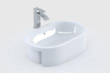 2 Contour Designer Vanity Basin