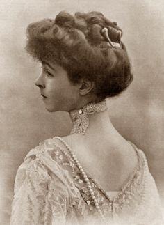 Consuelo Vanderbilt Duchess of Marlborough