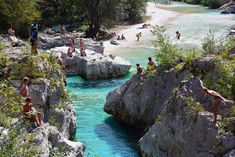Slovenia, Wonderful Places, Beautiful World, Places To See, Bali, Travel Tips, Around The Worlds, Water, Soca