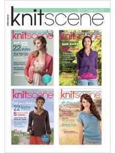 2011 Knitscene CD Collection   InterweaveStore.com