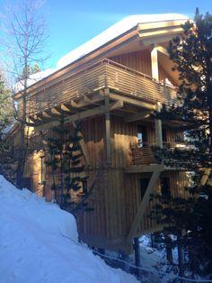 Ons vakantiehuis op de Turracher Hoehe. Dichtbij de piste. Prachtig skigebied. Nieuwe hotspot in Oostenrijk! Breathe, Cabin, House Styles, Travel, Home Decor, Chalets, Tower House, Viajes, Decoration Home