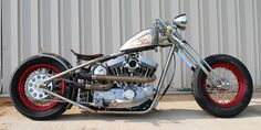 Hardtail Sportster Bobber for Sale - right