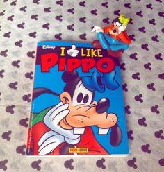 """•LETTURE DOMENICALI• •I LIKE PIPPO - È IL TERZO NUMERO DELLA COLLEZIONE """"I LIKE"""" ED È USCITO IL PRIMO OTTOBRE 2016• #GoofyMania #GoofyGoof #PippoDisney #Pippo #WaltDisney #DisneyItalia #Disney #Comics #Fumetti #Sunday #Read #Domenica #Leggere..."""