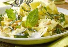 Salade de pâtes fraîches - Recettes - Cuisine française