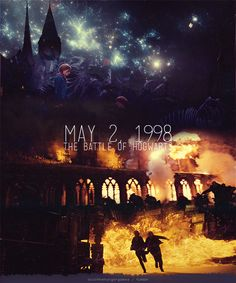 Battle of Hogwarts <3
