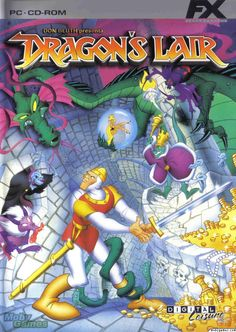 21 Best Dragons Lair images in 2019 | Dragon's lair, Arcade