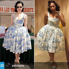 #Repost @ashleeta Mission truly accomplished. Love this! @ashleeta ・・・ Mission Accomplished  @ditavonteese inspired dress made by @rara_sis_bomba based on @viviennewestwoodofficial cc. @jenavonteese ❤️#ditavonteese #vlv18 #vlvootd #vivalasvegas18 #ootd #ootdsocialclub #ashleeta #viviennewestwood #pinup #blackpinup