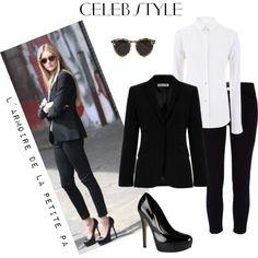 """Celeb Style: Olivia Palermo"" by larmoiredelapetitepa on Polyvore"