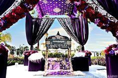 Huntington Beach, California Sikh Wedding by Aaroneye Photography ...