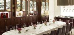 Massimo's Restaurant, The Corinthia