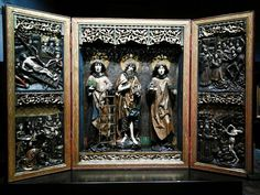 Wrocław Triptych with Saints - Trittico - Wikipedia