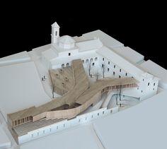 tapia+figueiras arquitectos: CONCURSO HOSPEDERÍA FREGENAL DE LA SIERRA 2010 (mención)