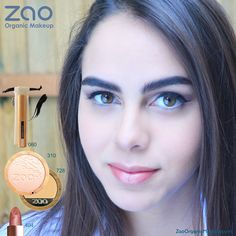 Ginko Biloba, Cocoa Butter, Squash Seed Oil, Bamboo Hydrosol, Micronized Silver powder, Pomegranate Butter, Mighty ingredients from #Organic farming to care for your skin everyday! #ZaoOrganicMakeup Innovative true skincare makeup!  #GreenBeauty  #Sustainable #Refillable #ToxicFree #ChemicalFree