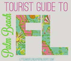 Little Miss Florida Prep: Things To Do In Palm Beach Part 3: Activities
