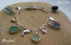 Seaham Waves - Sea Glass Jewellery