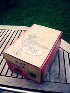 Shabbyness: Altered box