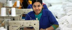 We aspire to a fair and sustainable apparel industry in which everyone can thrive.