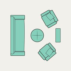 Как правильно расставить мебель вгостиной