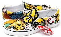 Vans Slip-on Fritz the Cat sneakers