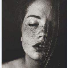 Big Lips & Freckles