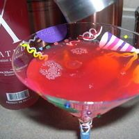 Cotton Candy Cosmo