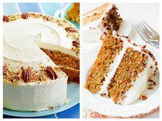 Acest tort arată foarte bine și este foarte gustos. Ingredientul care îi dă o culoare și o aromă deosebită este morcovul, care se asociază foarte bine cu nucile și crema de brânză.