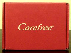 Carefree® Acti-Fresh®  I received them complimentary from @influenster for testing purposes.   #FreshIsFierce #Influenster