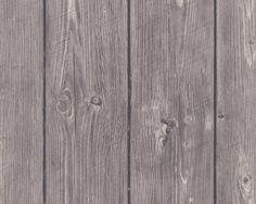 Woodn Stone 896810 steigerhout behang vliesbehang planken hout www.wemekampschildersbedrijf.nl