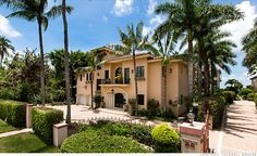 Price of this home: $4 million A prosperous tourist hub on Florida's West Coast, Naples is known for its art galleries, pristine white sand beaches and nearby wildlife sanctuaries.