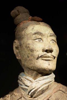 soldats terracotta qin shi huang