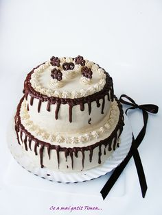 Ce a mai gatit Timea. Coffee Beans, Tiramisu, Cooking Recipes, Birthday Cake, Ethnic Recipes, Desserts, Food, Anna, Sweet Treats