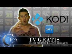 TV GRÁTIS - CANAIS ABERTOS E FECHADOS ~ CANAL FORADOAR