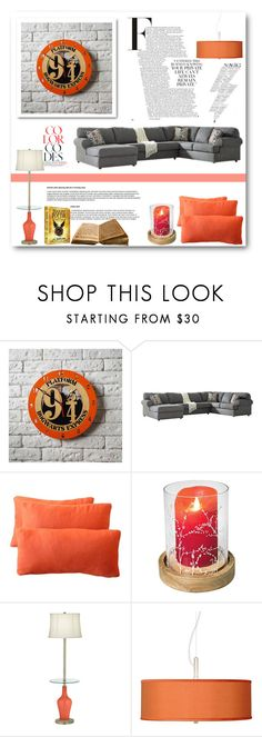 """""""SovArtGift 1"""" by belmina-v ❤ liked on Polyvore featuring interior, interiors, interior design, home, home decor, interior decorating, Holland & Sherry and Possini Euro Design"""
