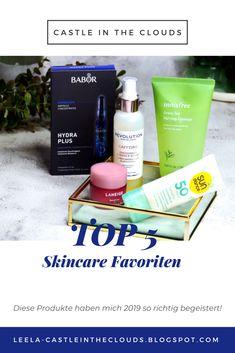 {Must-haves} Themenwoche - Meine Jahresfavoriten Skincare 2019 Shampoo, German, Castle, Soap, Hacks, Personal Care, Clouds, Content, Skin Care