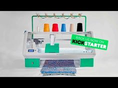 Introducing Kniterate: An Easy-to-Use Machine That Knits For You | Martha Stewart