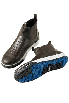 Compre Zapatos De Seguridad Para Hombre De Moda 2019 High Top Botas Amarillas Botas De Seguridad Con Punta De Acero Para Hombres Zapatos De Trabajo De