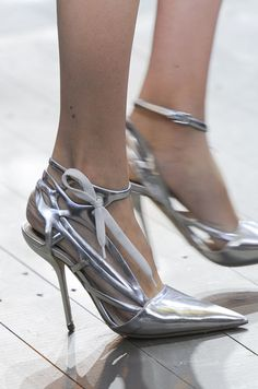 Spring Runway Shoes From Paris