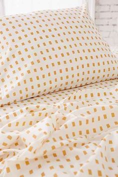 Mabel Square Pillowcase Set - Urban Outfitters
