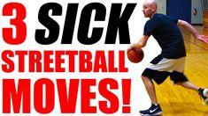 87e53cbdc16b 3 Sick Streetball Moves! MINI SLIDE   Combos! How To Break Ankles