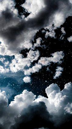 Night Sky Wallpaper, Cloud Wallpaper, Wallpaper Space, Homescreen Wallpaper, Iphone Background Wallpaper, Dark Wallpaper, Galaxy Wallpaper, Beautiful Wallpaper, Travel Wallpaper