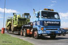 Leyland Roadtrain 6x4 Heavy Duty Trucks, Heavy Truck, Cool Trucks, Big Trucks, Eddie Stobart Trucks, Old Lorries, Commercial Vehicle, Vintage Trucks, Classic Trucks