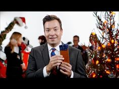 Jimmy Fallon knows his quares.  http://www.today.com/style/jimmy-fallons-pocket-dial-reinvents-pocket-square-t57046