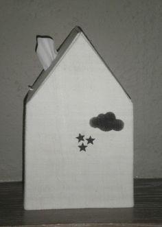 Maison pour les mouchoirs