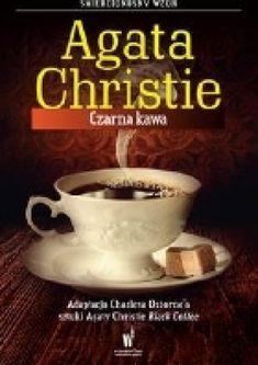 """A. Christie - """"Czarna kawa"""" - 6/10"""