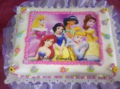 Disney Themed Cakes - photo cake