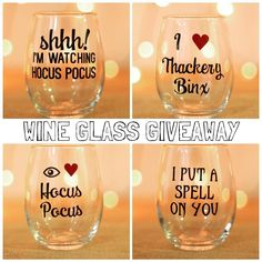 Want to win ALL FOUR Hocus Pocus wine glasses?! Just follow me share this photo and tag it with #BURLAPWINESACK Contest ends Sunday. See previous post for details. . . . . #witches #halloweentime #halloweenlovers #hocuspocus #bustle #buzzfeed #halloween2017 #halloweencostume #halloweenmakeup #halloweenfun #winestagram #wino #winecountry #winetasting #wineglass #winetime #winelove @bustle @buzzfeednifty @hocuspocusmovie @disneyhocuspocus @hocuspocusmagick @disneymoviesfeed