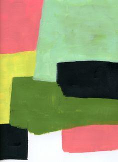 colorblocking by Ashley Goldberg