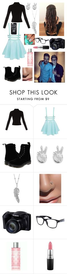 """Filming a video with Niall and Liam!"" by one-direction-tumblr-girl ❤ liked on Polyvore featuring Haider Ackermann, Dr. Martens, Payne, Rock 'N Rose, Penny Preville, GV2 by Gevril, Retrò, Victoria's Secret, MAC Cosmetics and women's clothing"