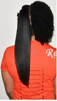 Wow! Natural hair shrinkage is CRAZY!!!